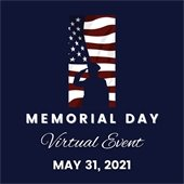 memorial day virtual event