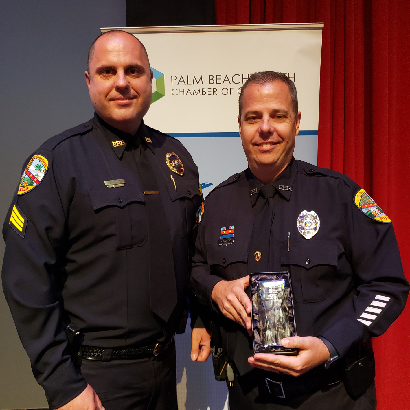 2019 Community Service Award Recipient