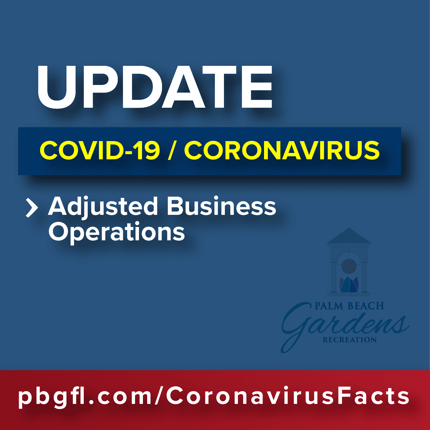 Coronavirus Covid 19 RECREATION