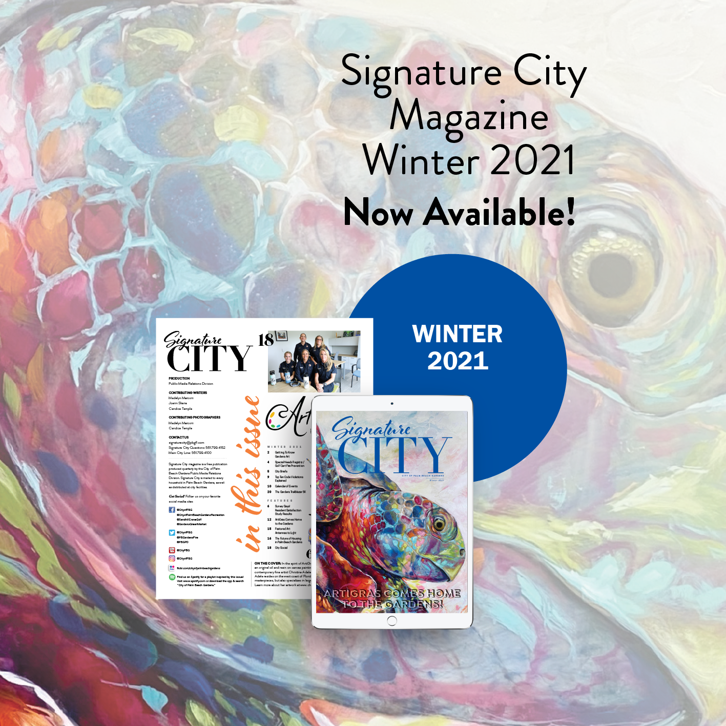 Signature City Winter 2021