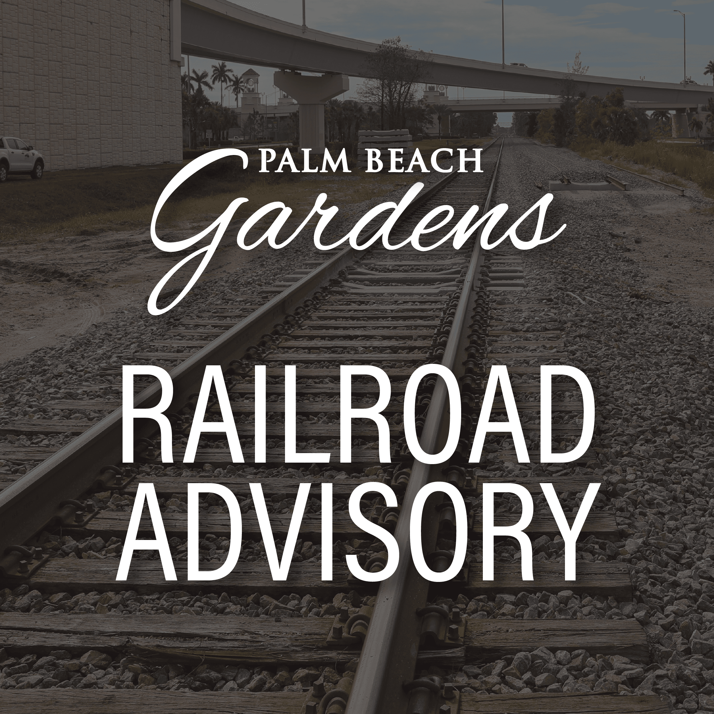 Railroad Crossing Advisory