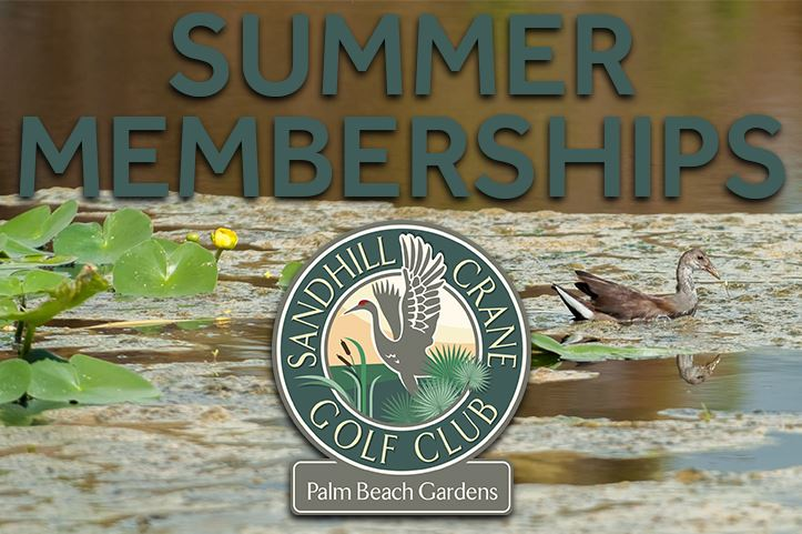 Sandhill Crane Golf Club | Palm Beach Gardens, FL - Official Website