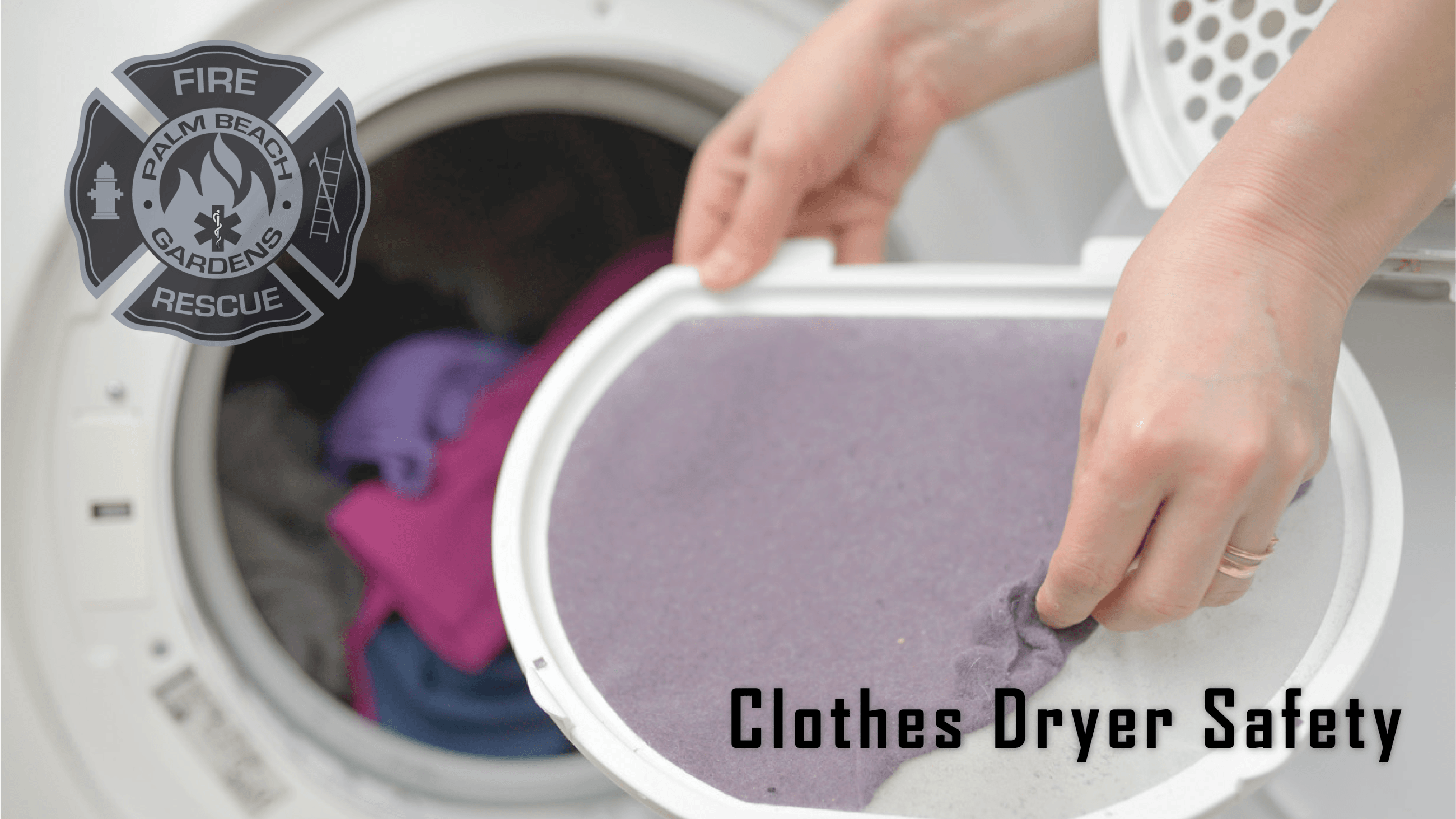 Clothes Dryer Safety Tips
