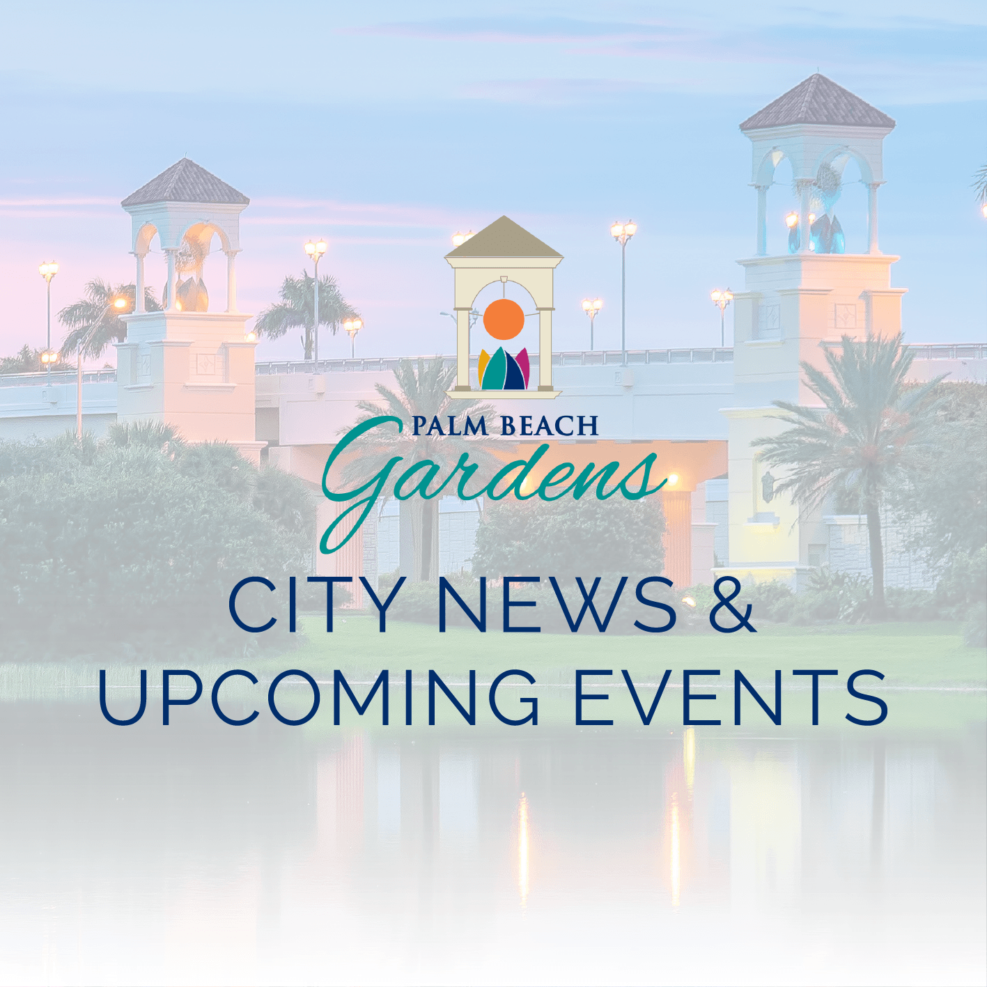 City News & Upcoming Events.